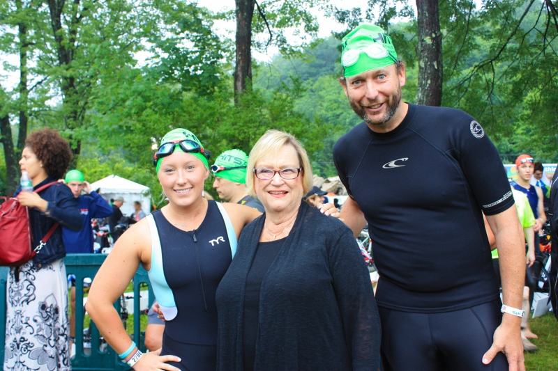 HITS Hudson Valley Triathlon at Williams Lake 2016