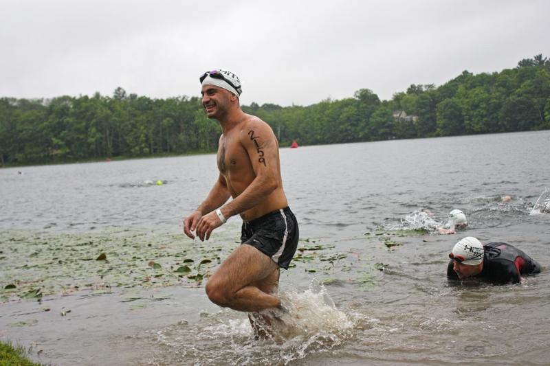 HITS Hudson Valley Triathlon at Williams Lake 2016