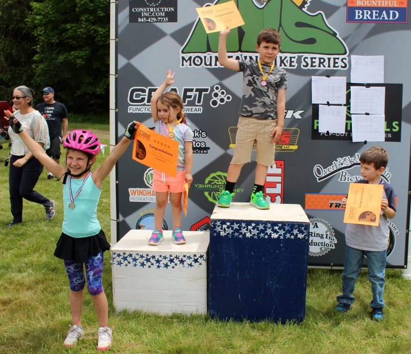 Williams Lake Classic Youth Races 2017