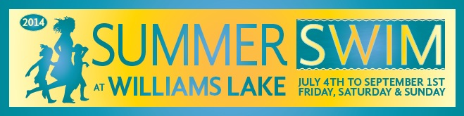 Williams-Lake-Summer-Swim